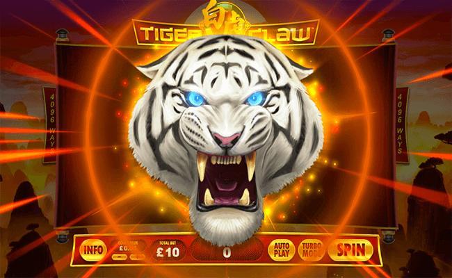 สล็อต Tigers Claw